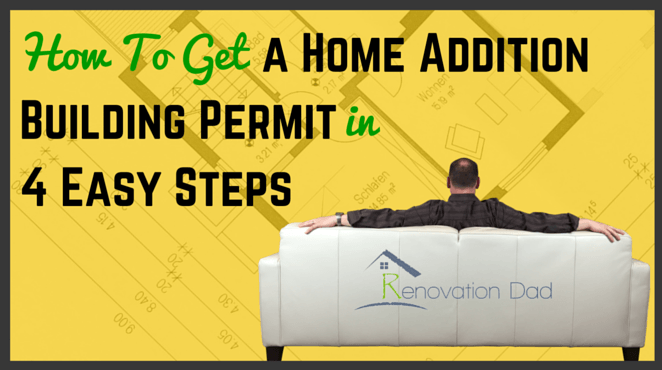 Home addition building permit the 4 easy steps and costs how to get a home addition building permit solutioingenieria Image collections